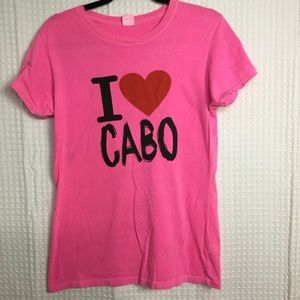 I LOVE CABO | Graphic T-Shirt